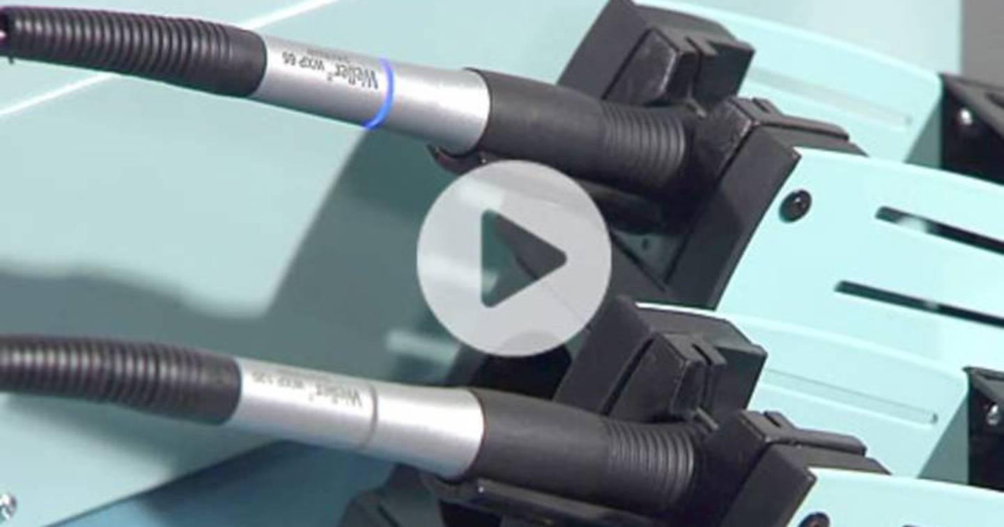 Fer à souder WX fonction standby - Vidéo »
