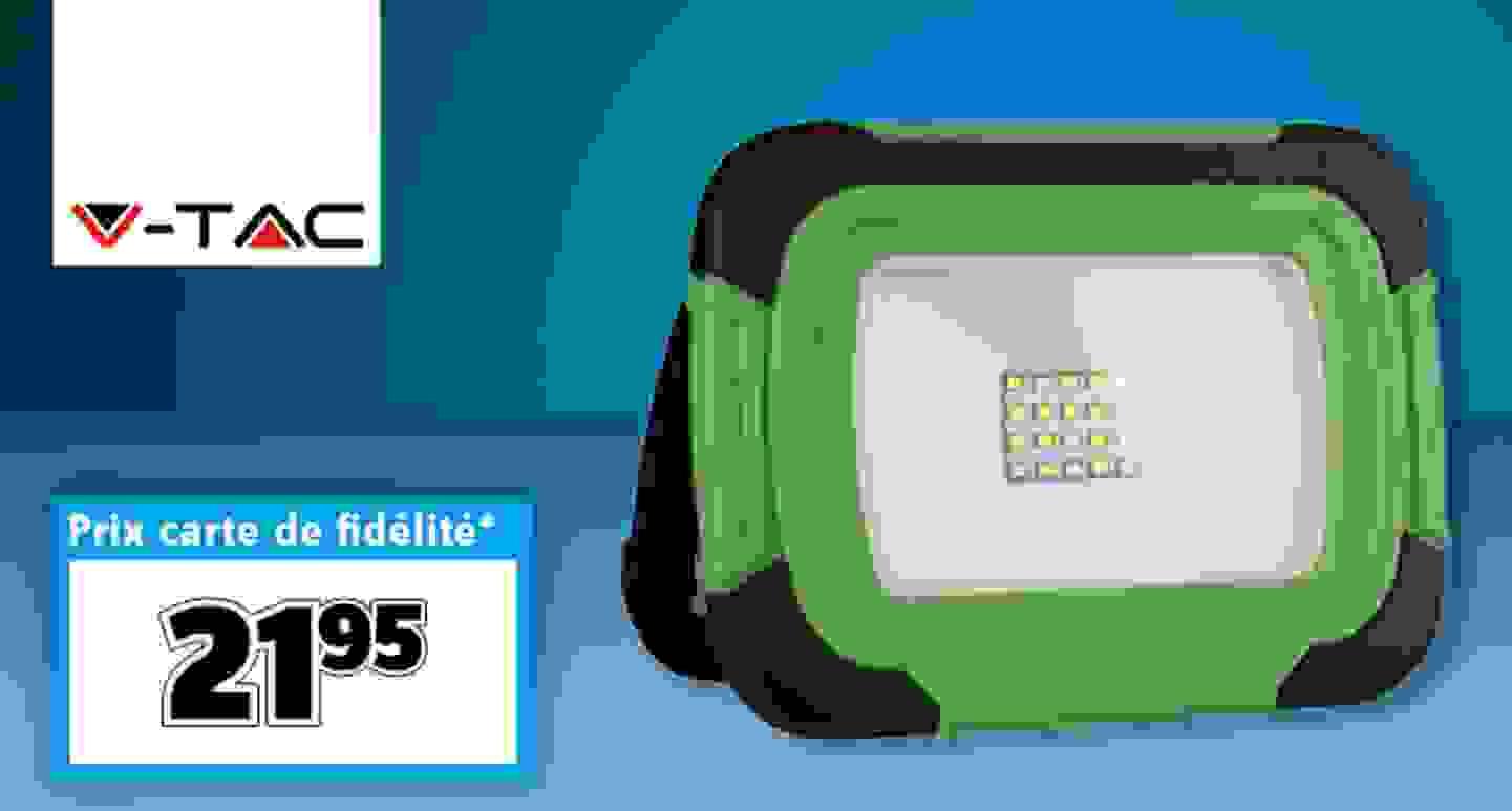 V-TAC - projecteur LED »