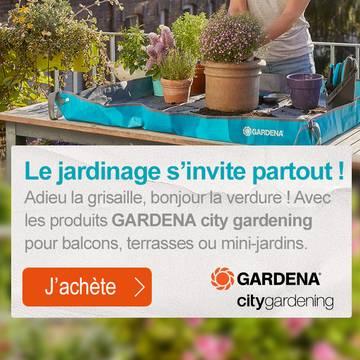 Gardena - city gardening