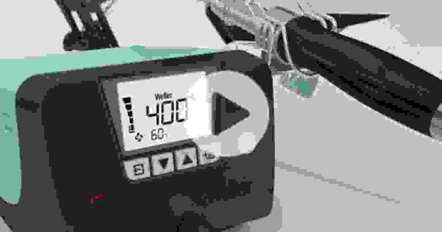 Weller WT 1 - Vidéo »