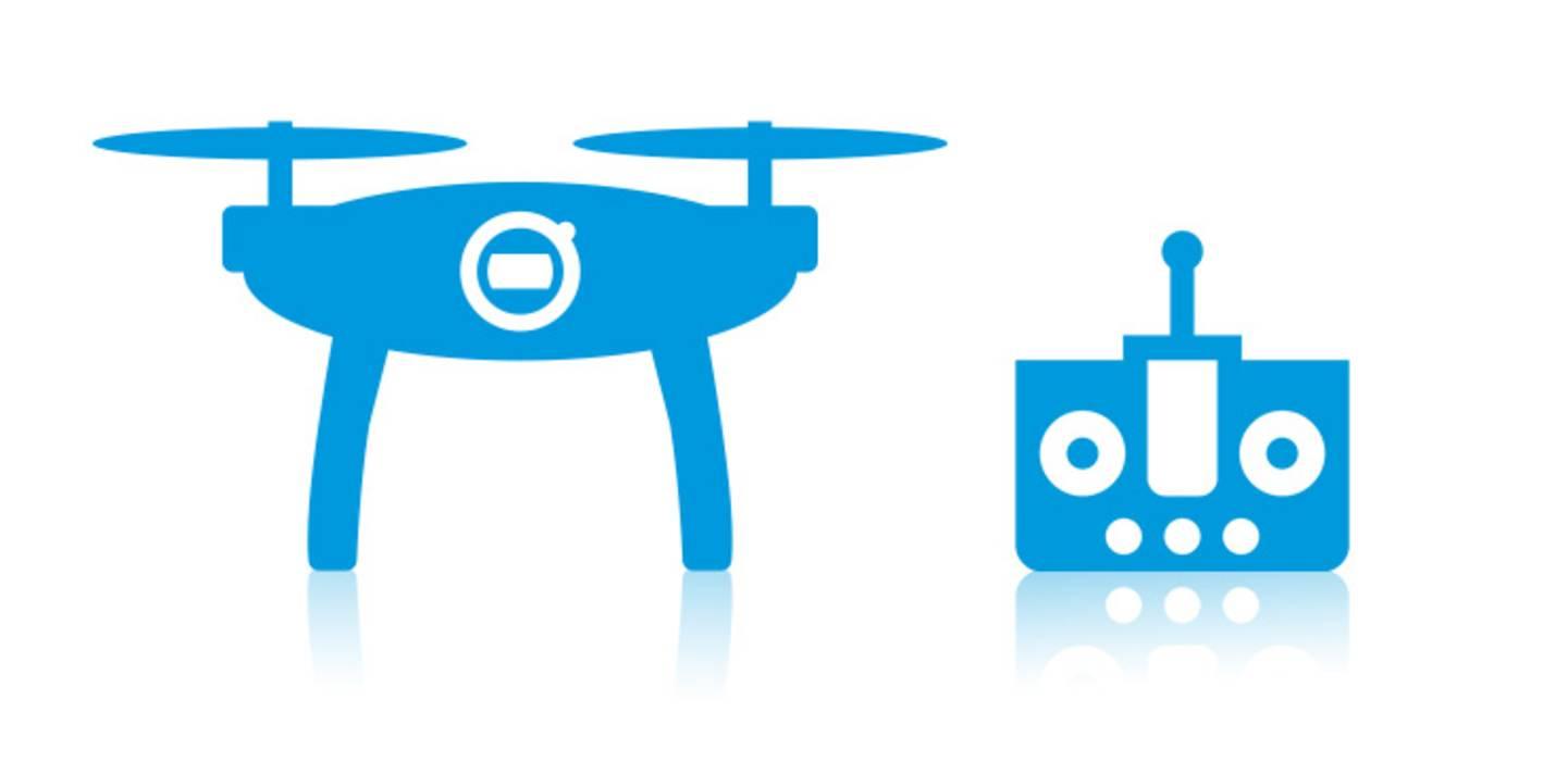 Domaines d'utilisation des drones