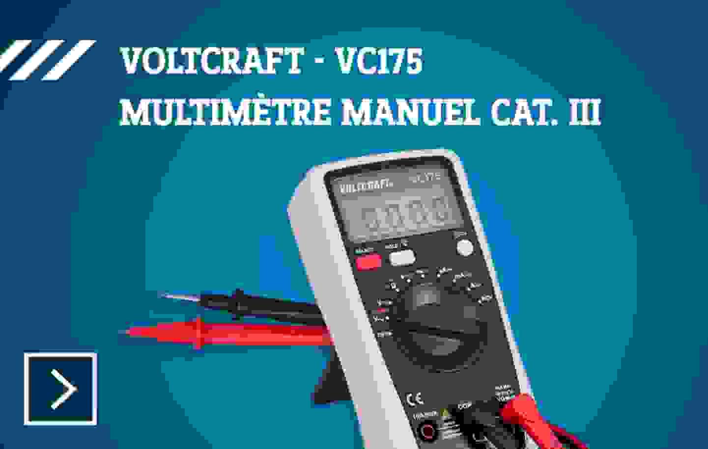 Voltcraft - VC175 »