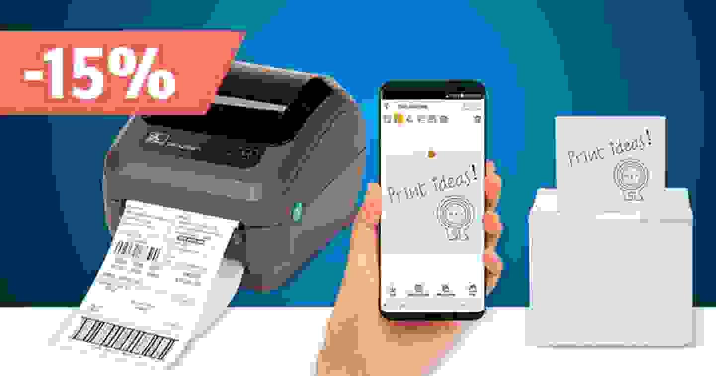 Imprimantes d'étiquettes – Découvrir maintenant la gamme et profiter des réductions »