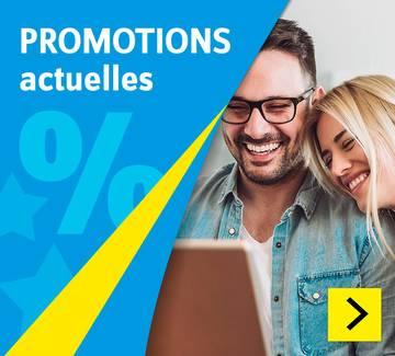 Promotions actuelles - Profitez-en maintenant »