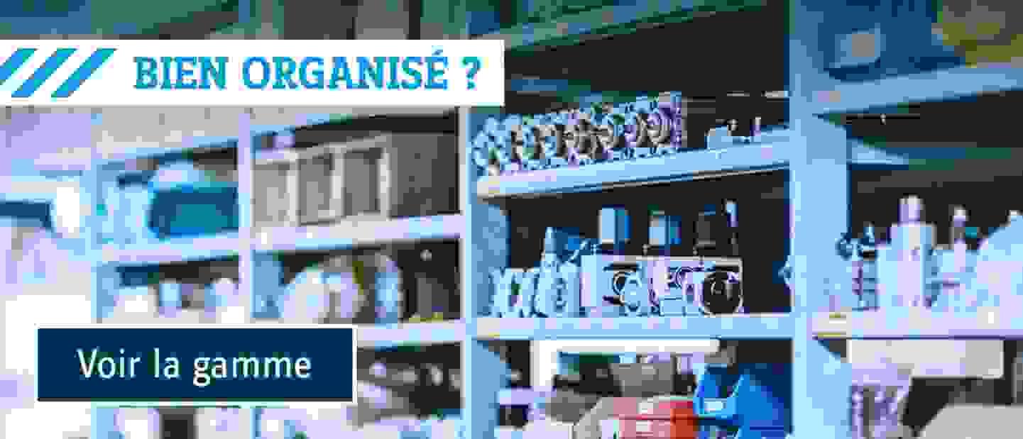 Bien organisé ? Nos produits pour structurer votre quotidien »