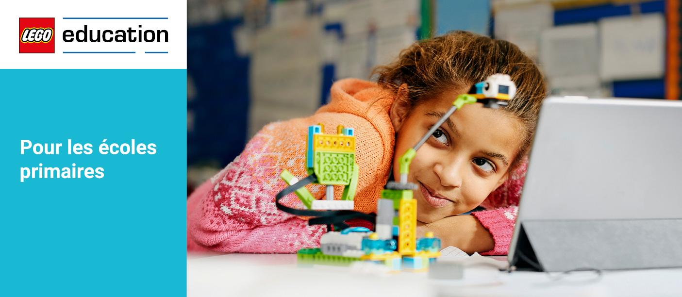 Lego Education - Ecole primaire