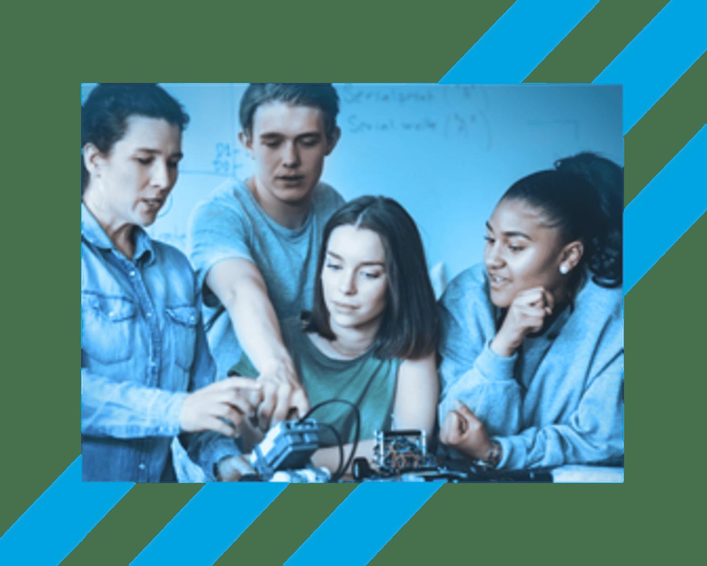 Technique pour l'enseignement pratique et la formation en alternance »