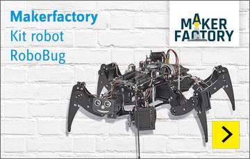 Makerfactory - Kit robot RoboBug