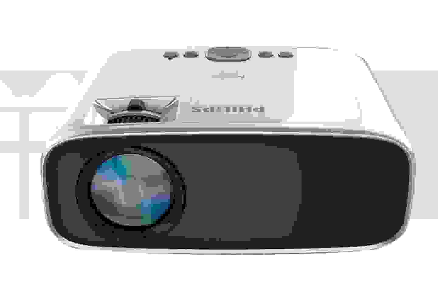 Philips - Vidéoprojecteur Neopix Easy LCD, luminosité : 2600 lm 800 x 480 WXGA, 1920 x 1080 HDTV 3000