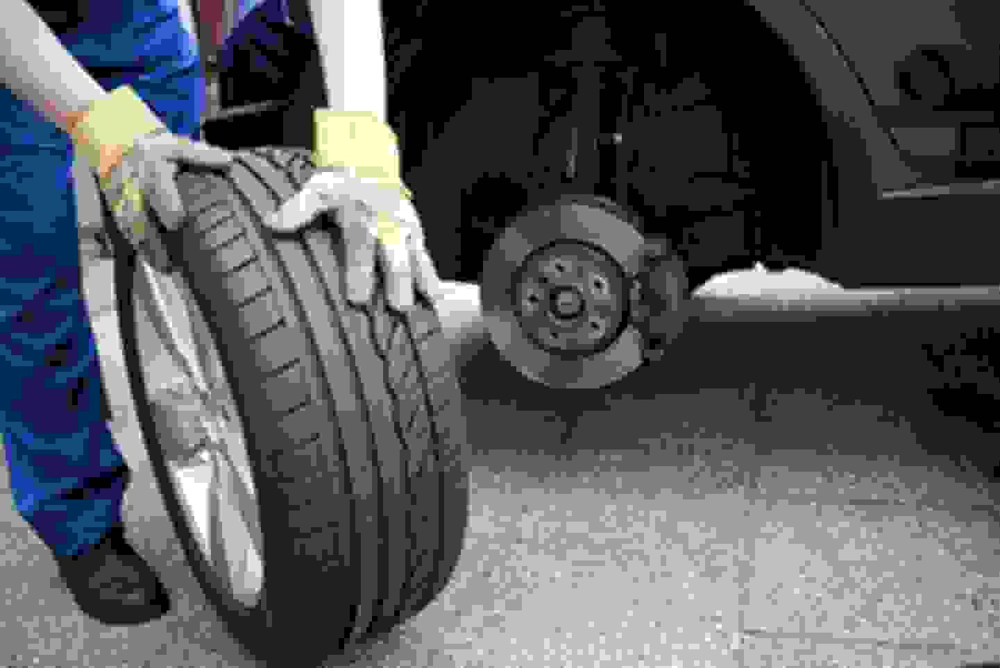 Changement de pneus - Hiver : d'octobre à Pâques