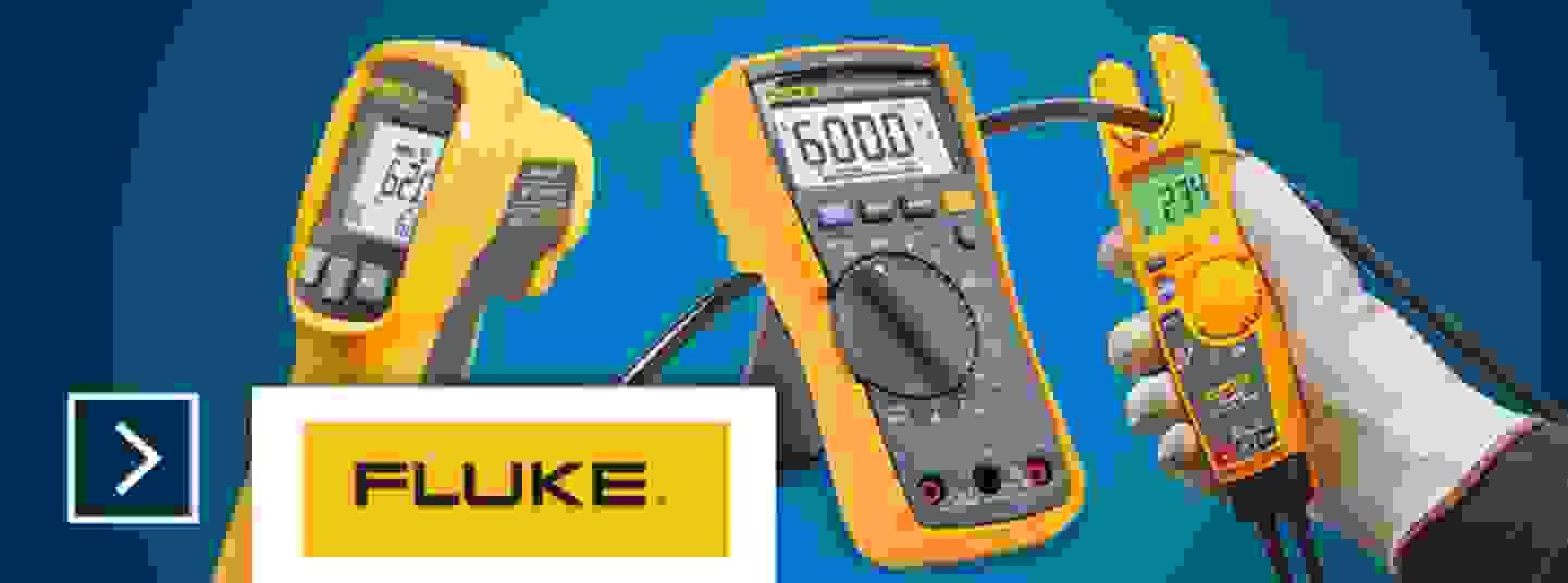 Tous les appareils de mesure Fluke