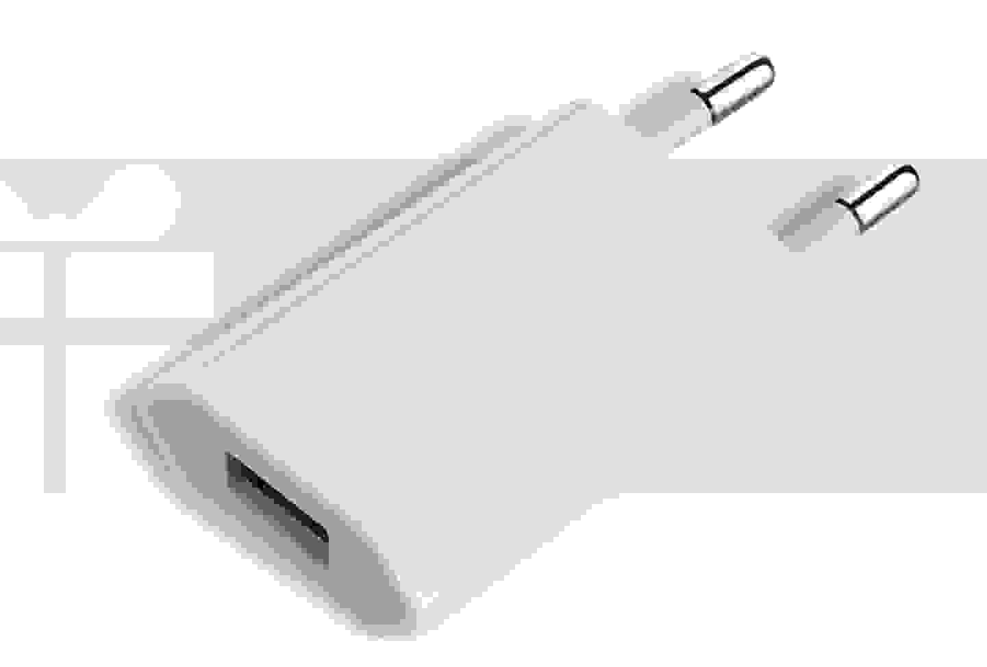 Apple - Adaptateur USB 5W (OEM) »