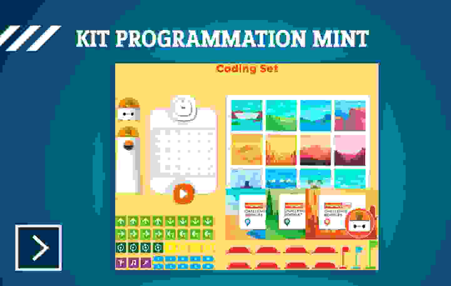 MatataLab - Kit de programmation »