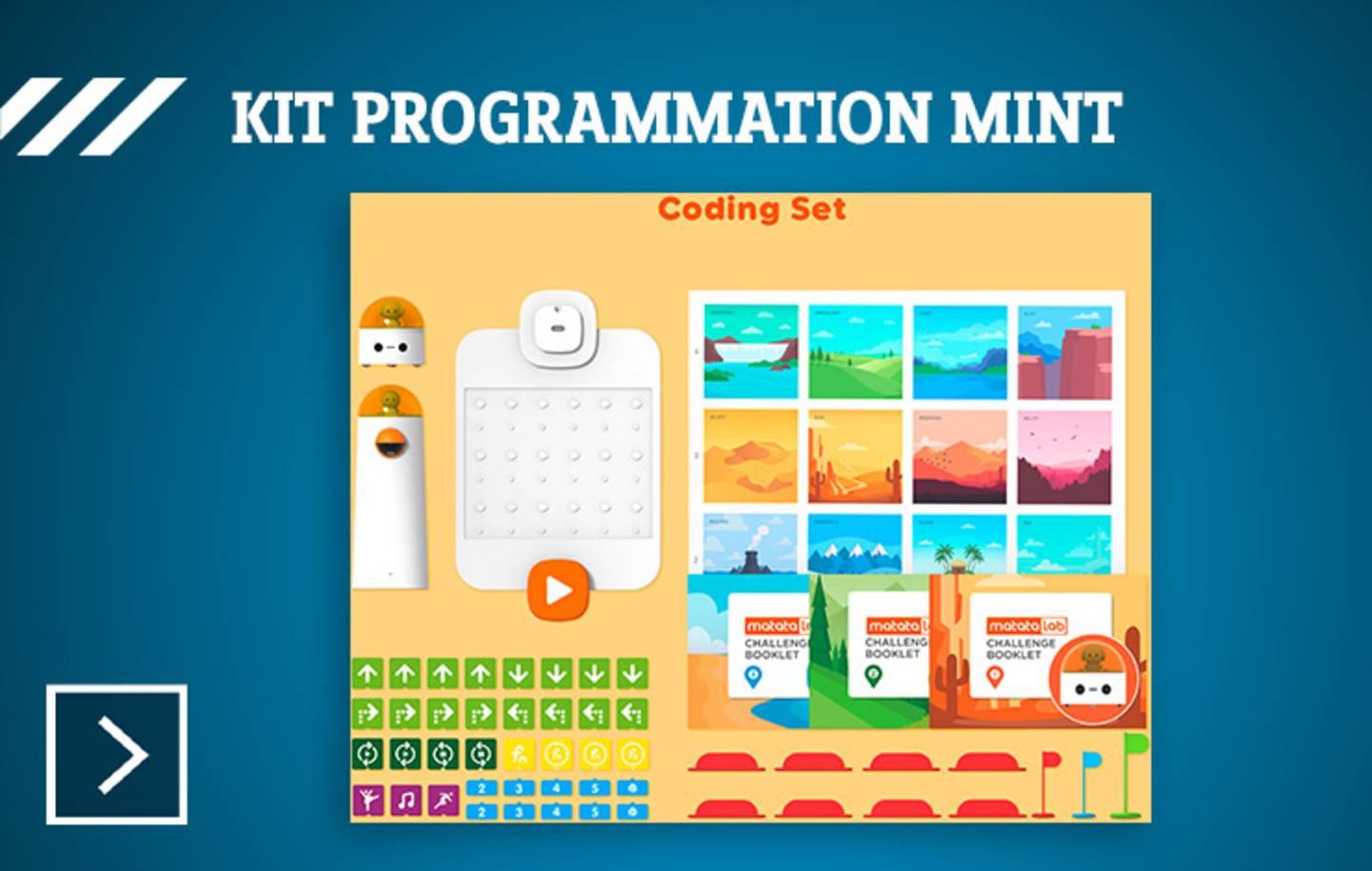 MatataLab - Kit de programmation »