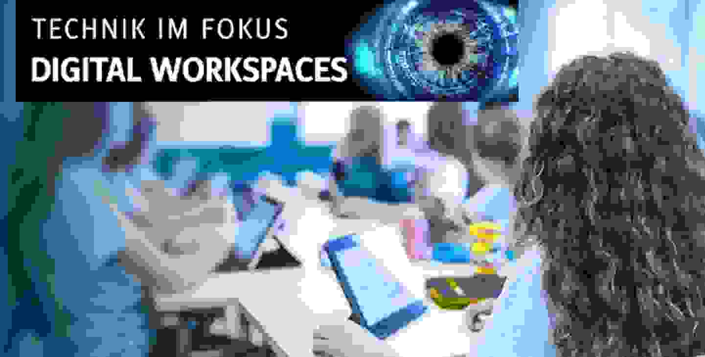 Focus technique - Digital Workspaces