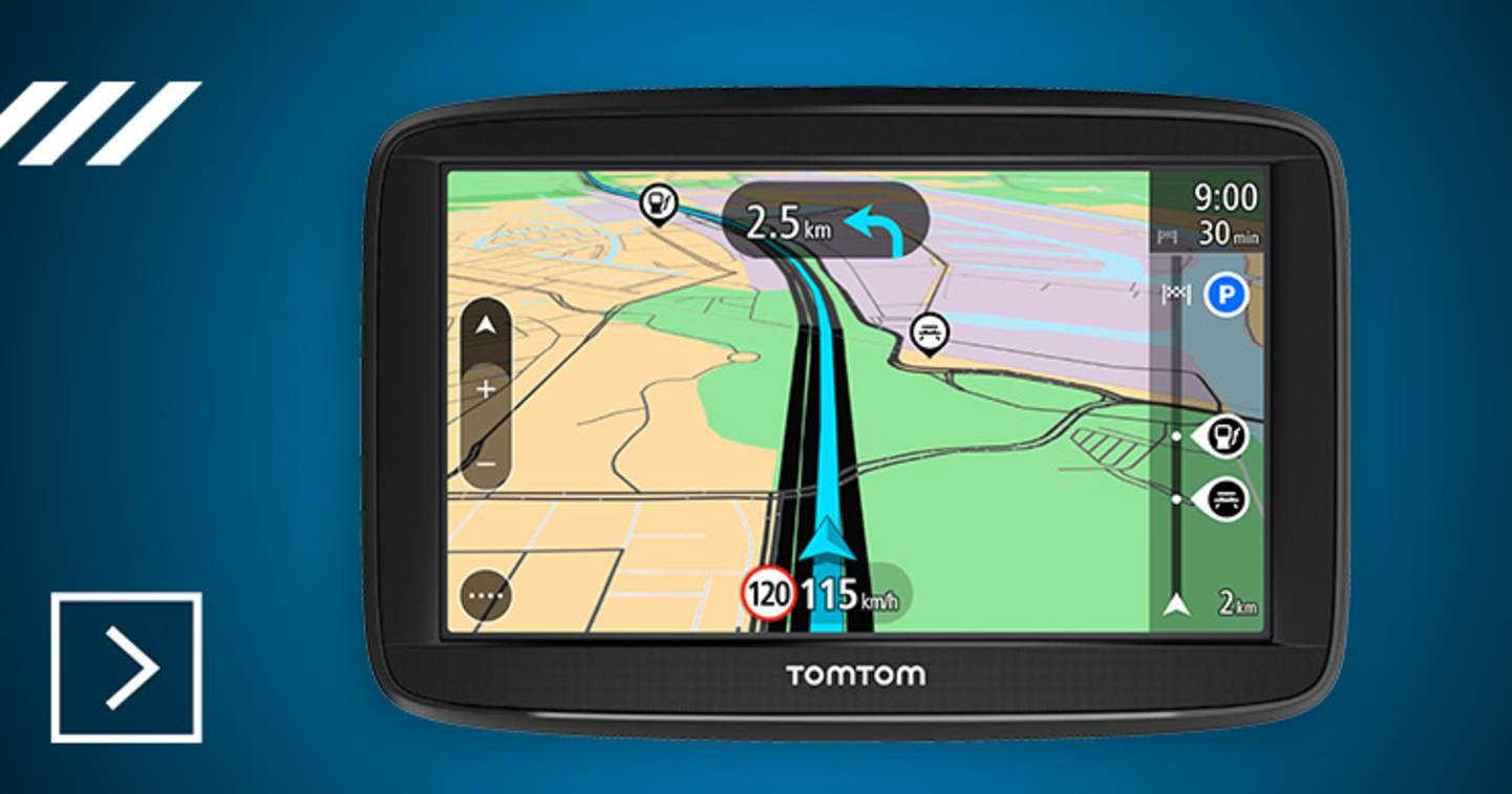 TomTom - Système de guidage START 52 »
