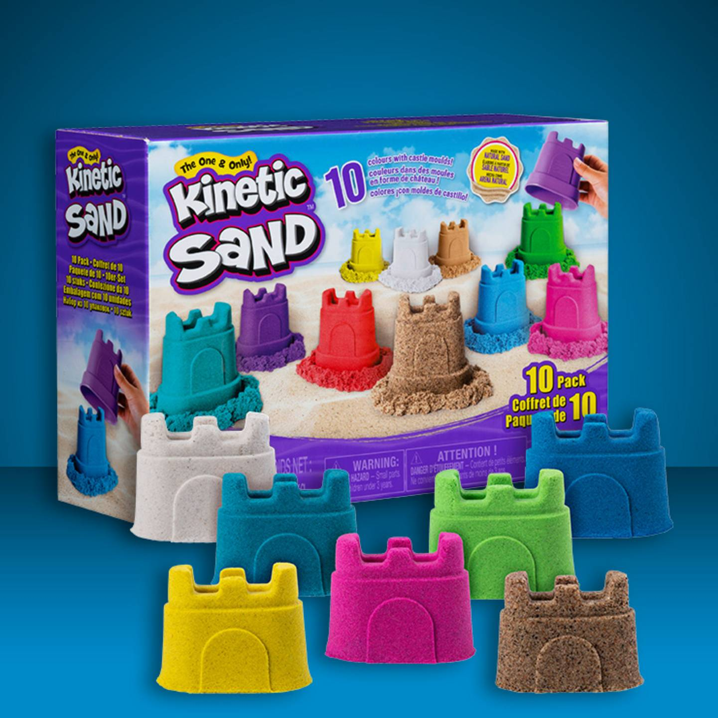 Spin Master - Kinetic Sand »