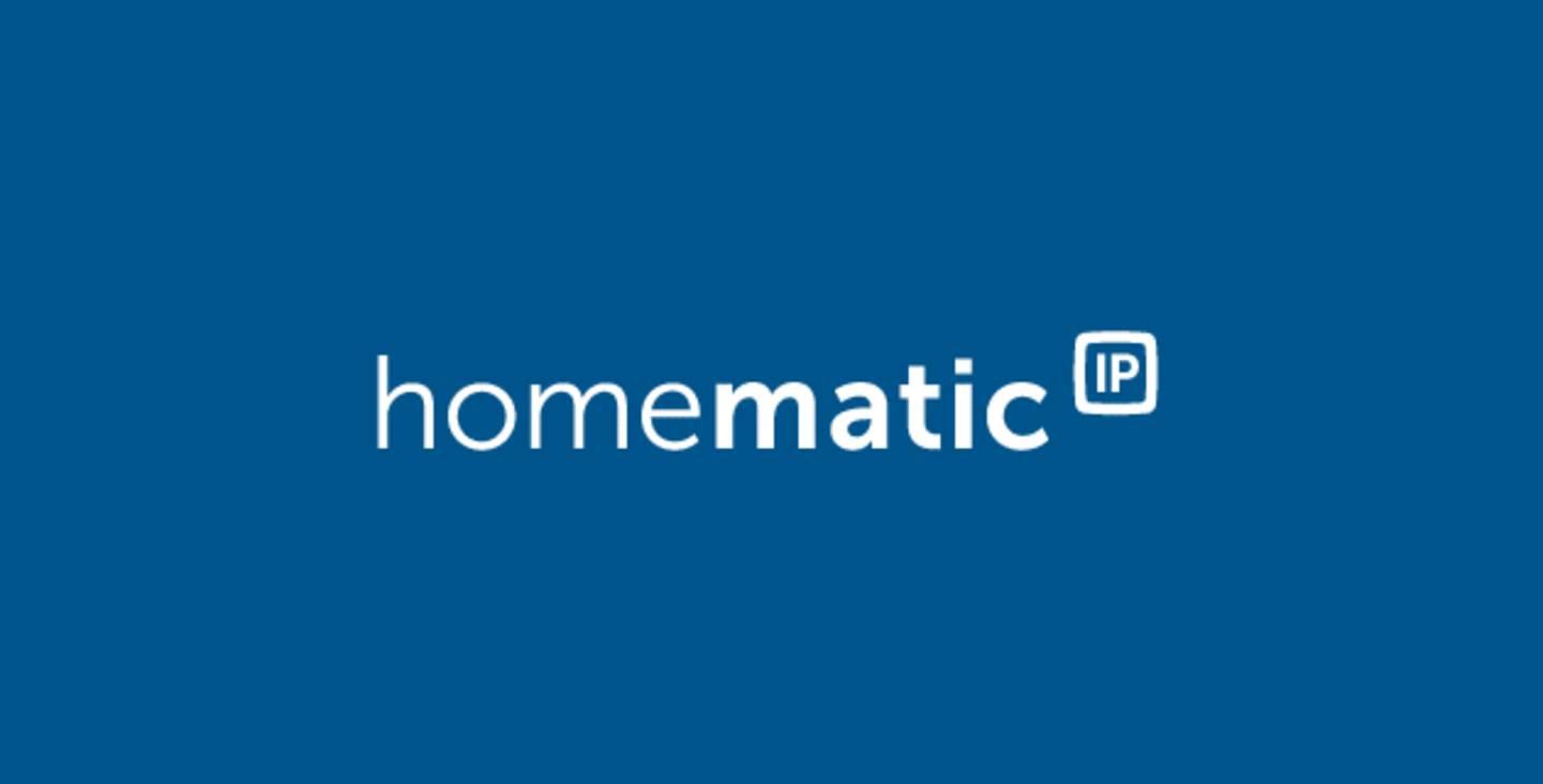 Intégration Homematic IP