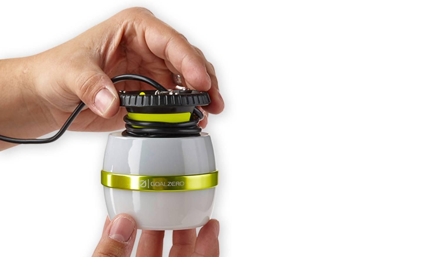 Lampe de camping à LED  »