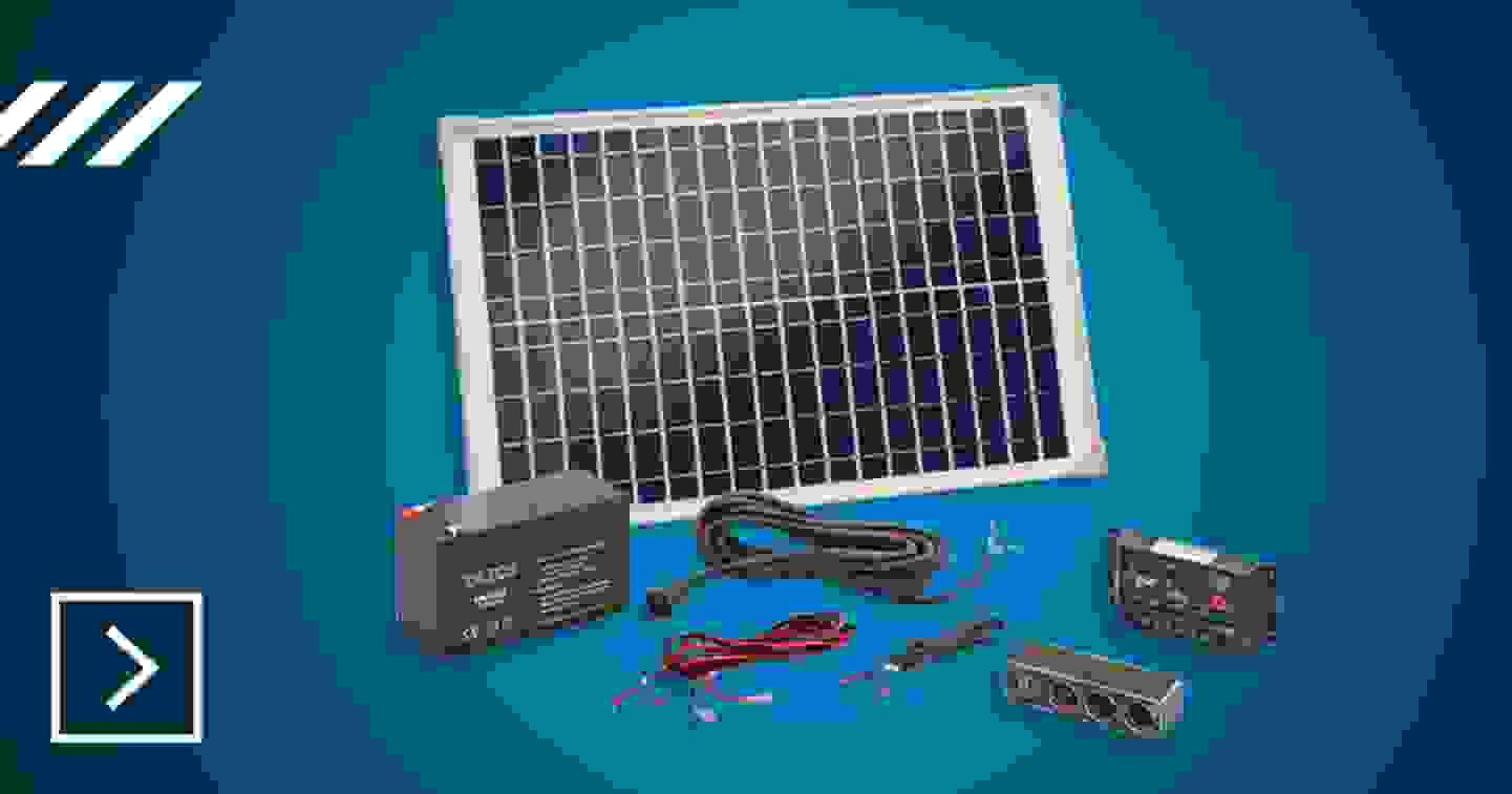 Esctec- Kit solaire »