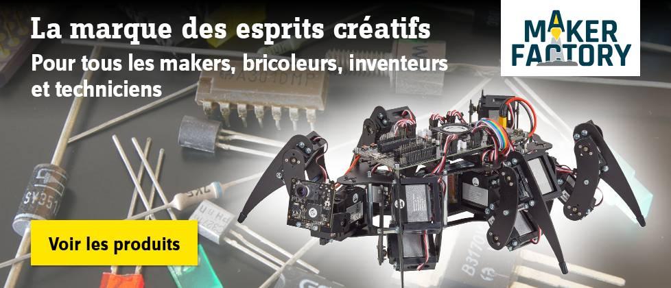 Makerfactory - La marque des créateurs