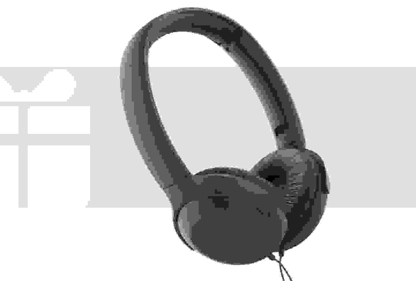 Philips - Casque supra-aural, réglage du volume, pliable