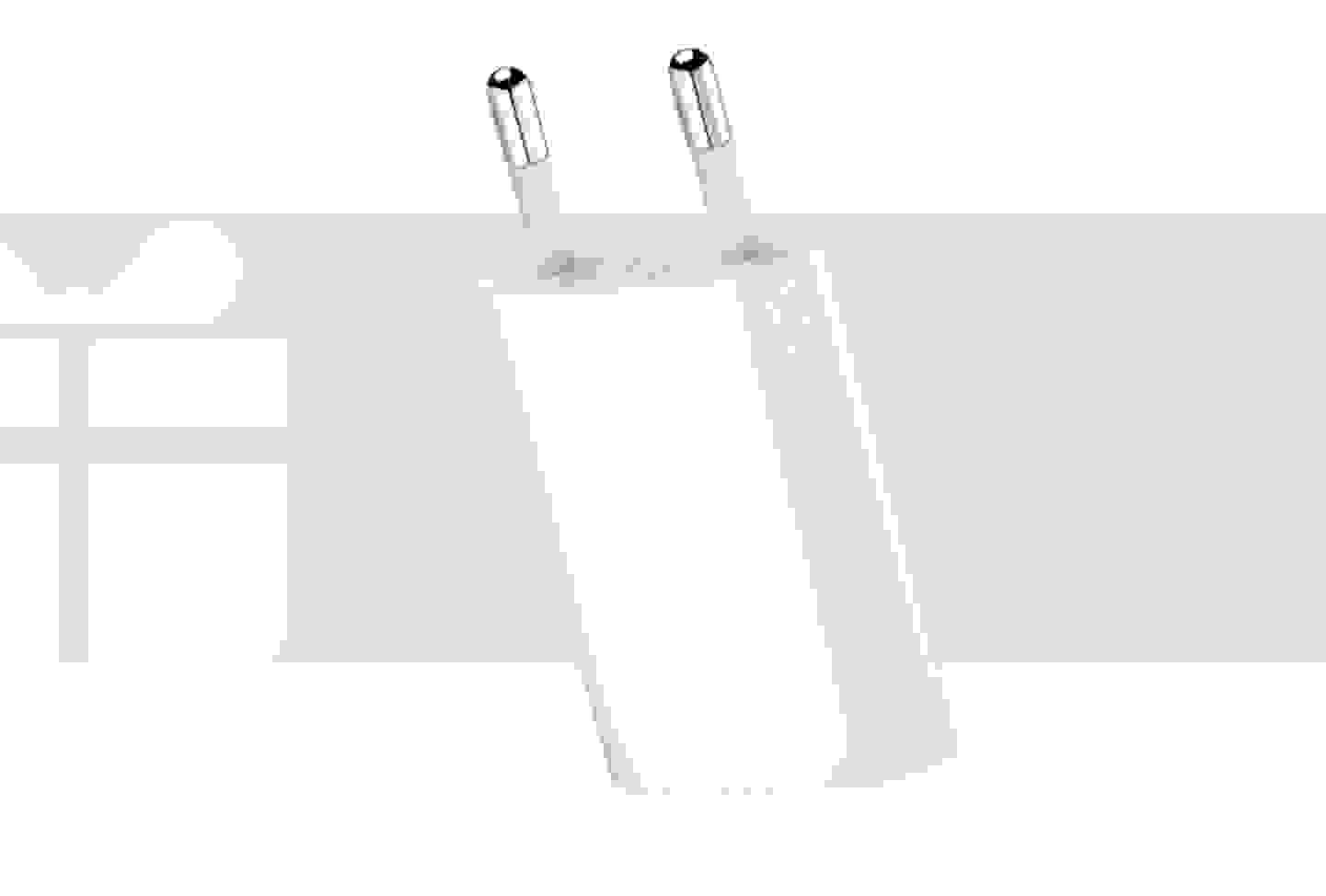 Apple - Adaptateur de charge compatible iPhone & iPod
