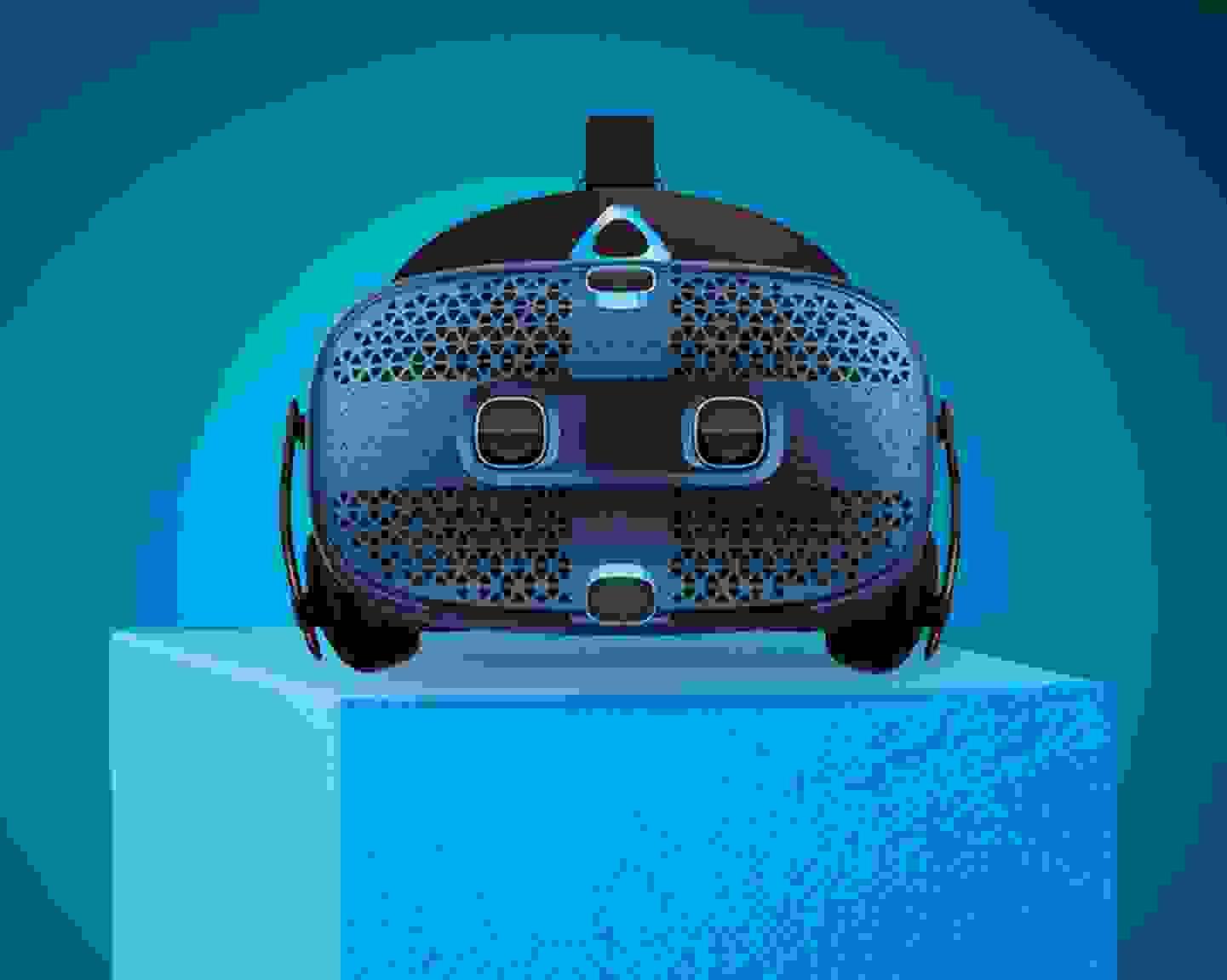 HTC - Casque réalité virtuelle Vive Cosmos à capteurs de mouvement »