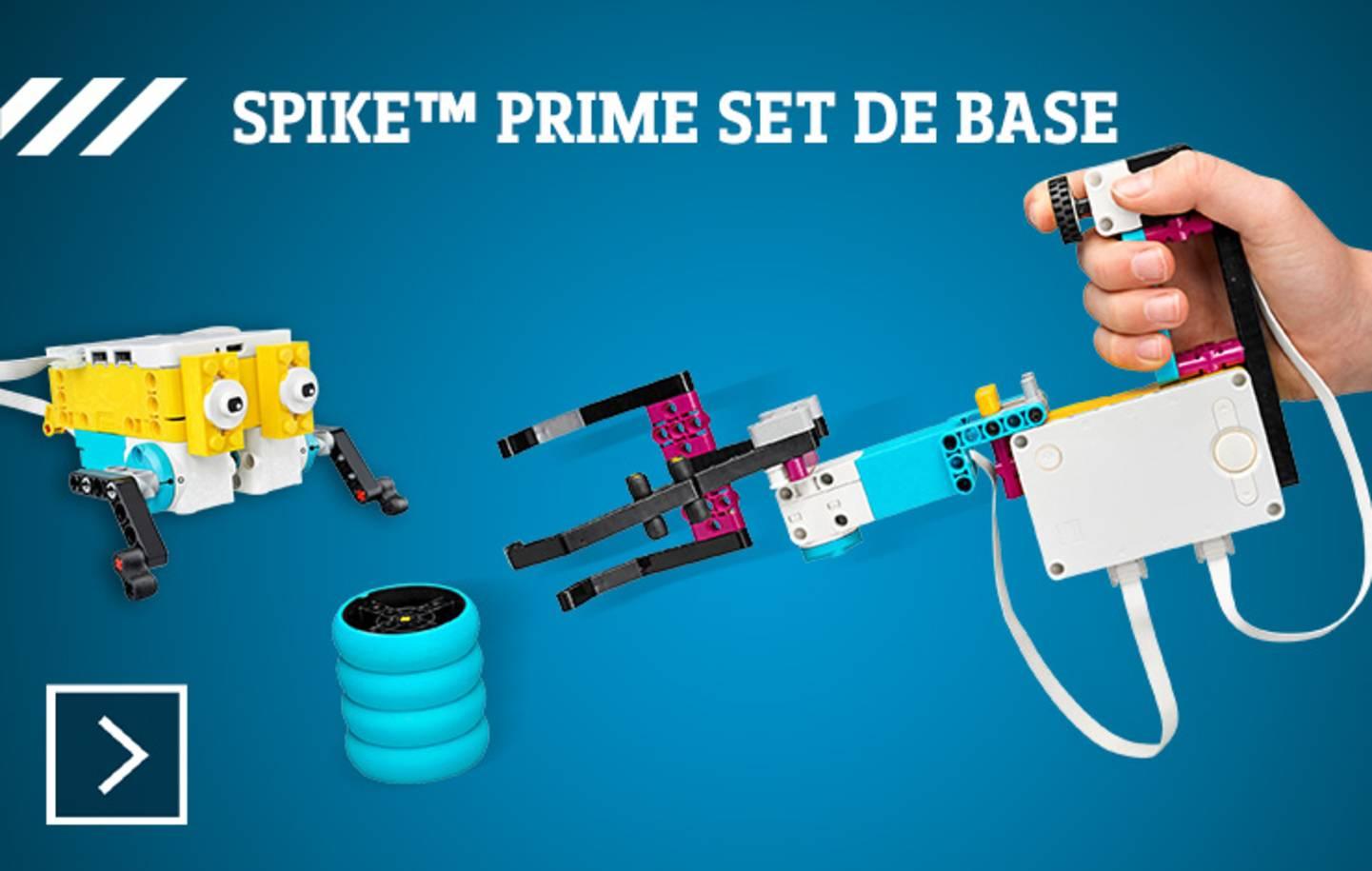 Lego Education - SPIKE™ Prime Set de base »