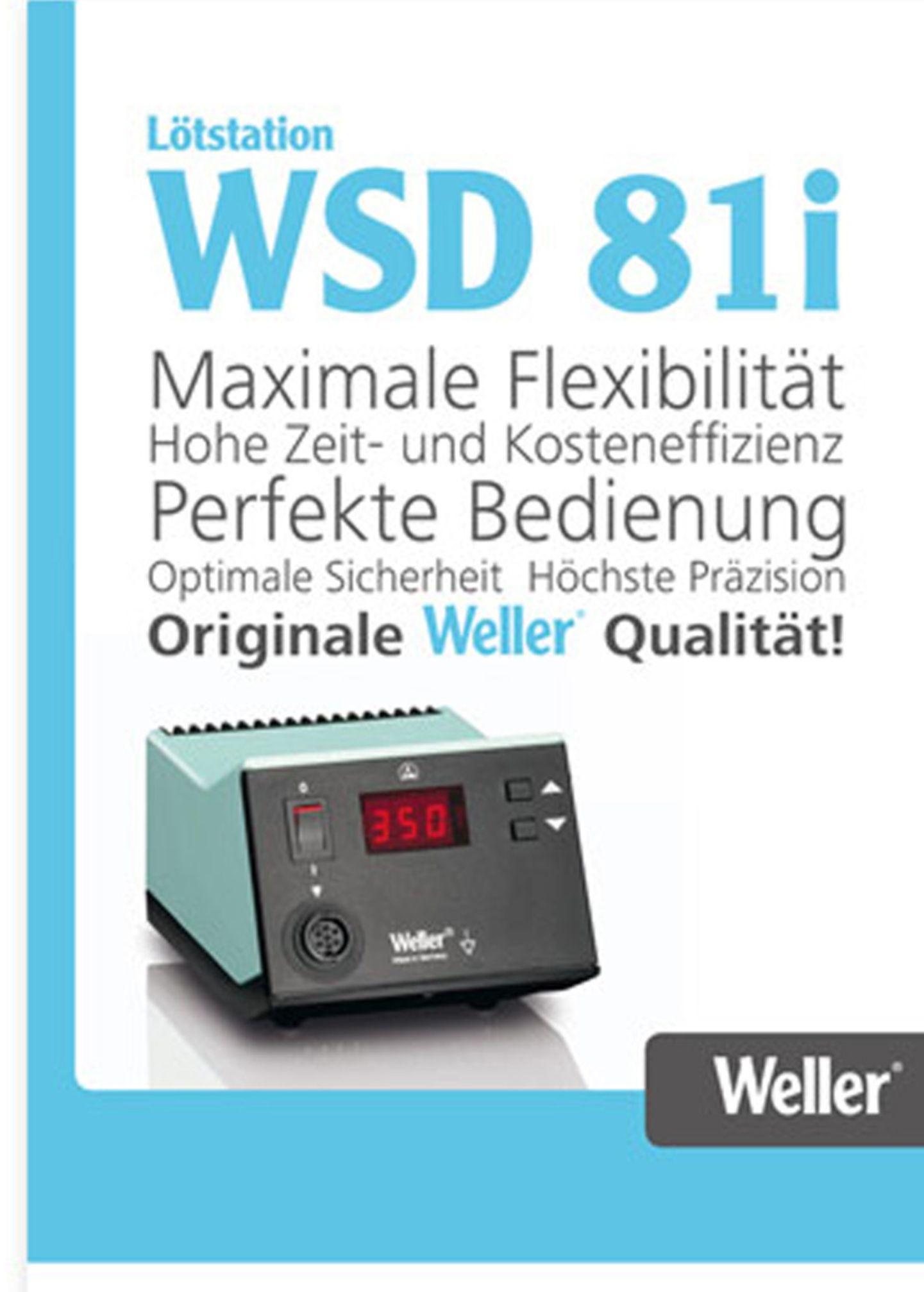 Weller WSD-81i
