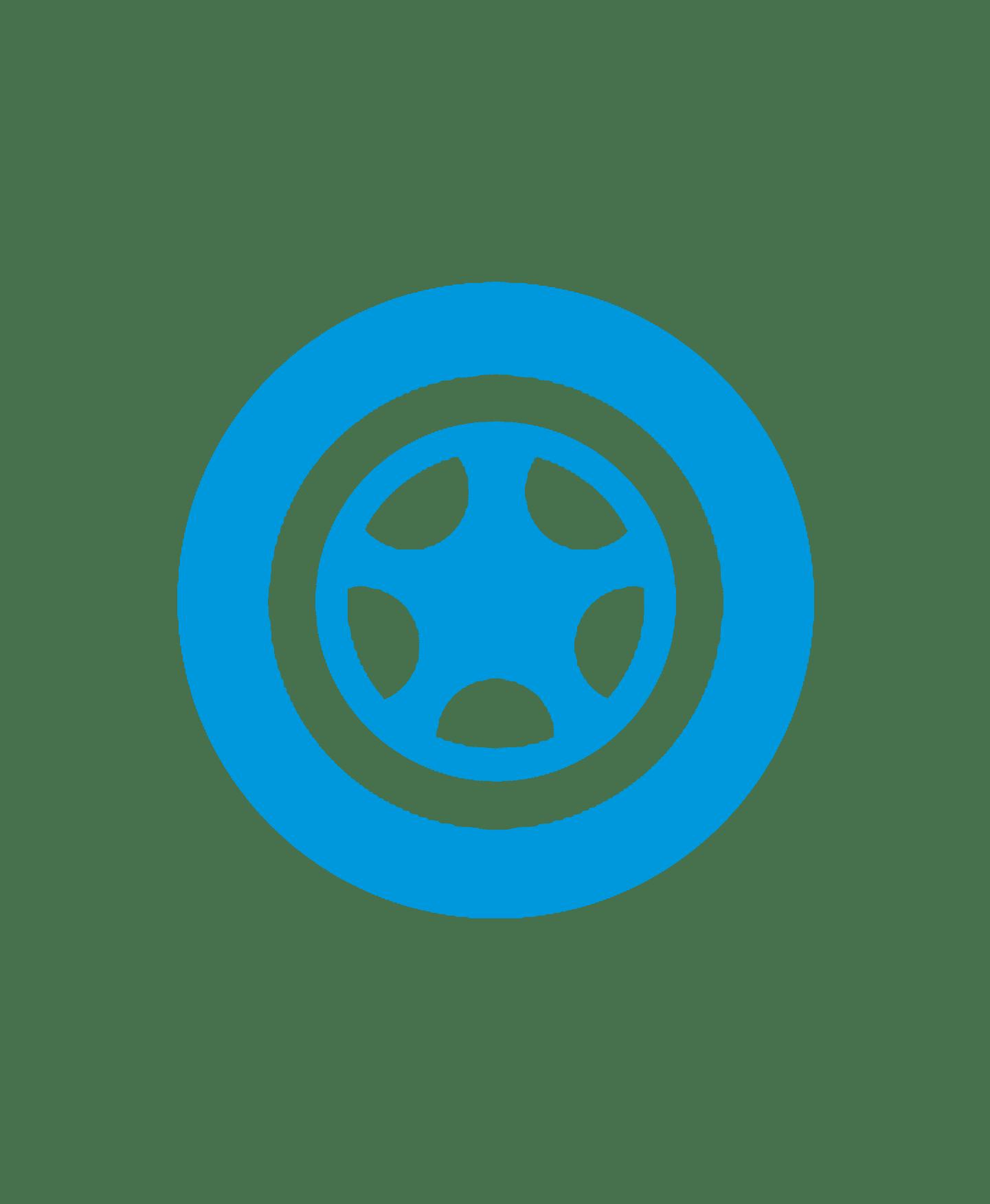 Une application de force ciblée pour desserrer les roues