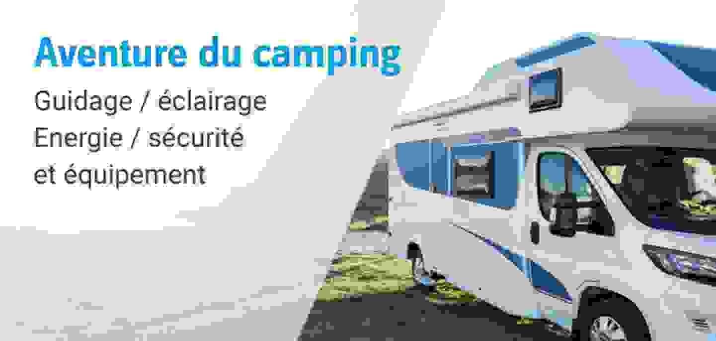Prêts pour votre prochaine aventure de camping ? - Caravan Camping »