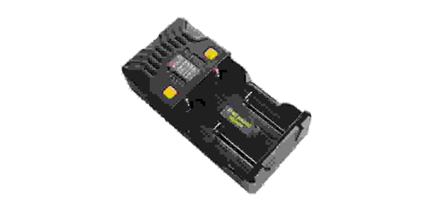 ArmyTek Uni C2 Chargeur pour piles rondes