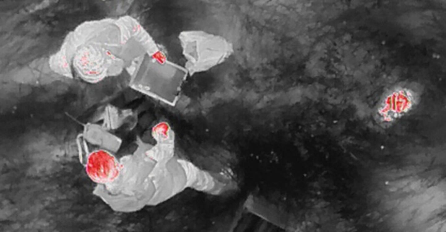 Sauvetage des faons à l'aide de drones