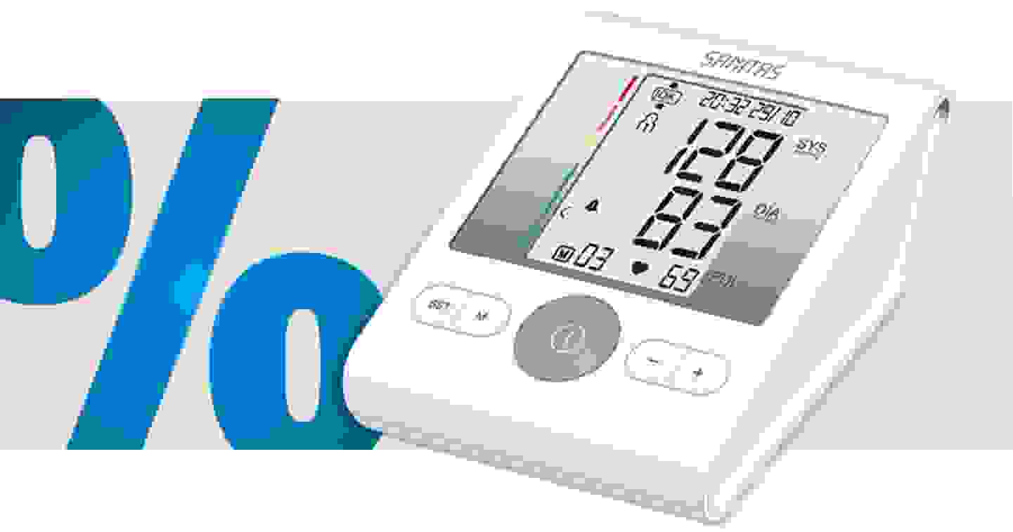 Sanitas SBM22 - Tensiomètre au bras 658.25