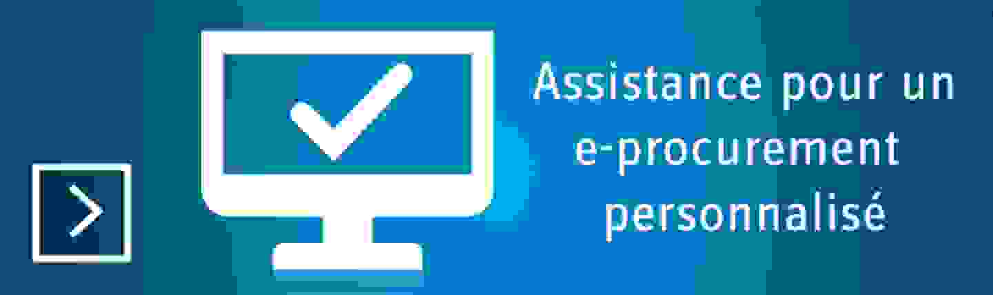 Assistance pour un e-procurement personnalisé