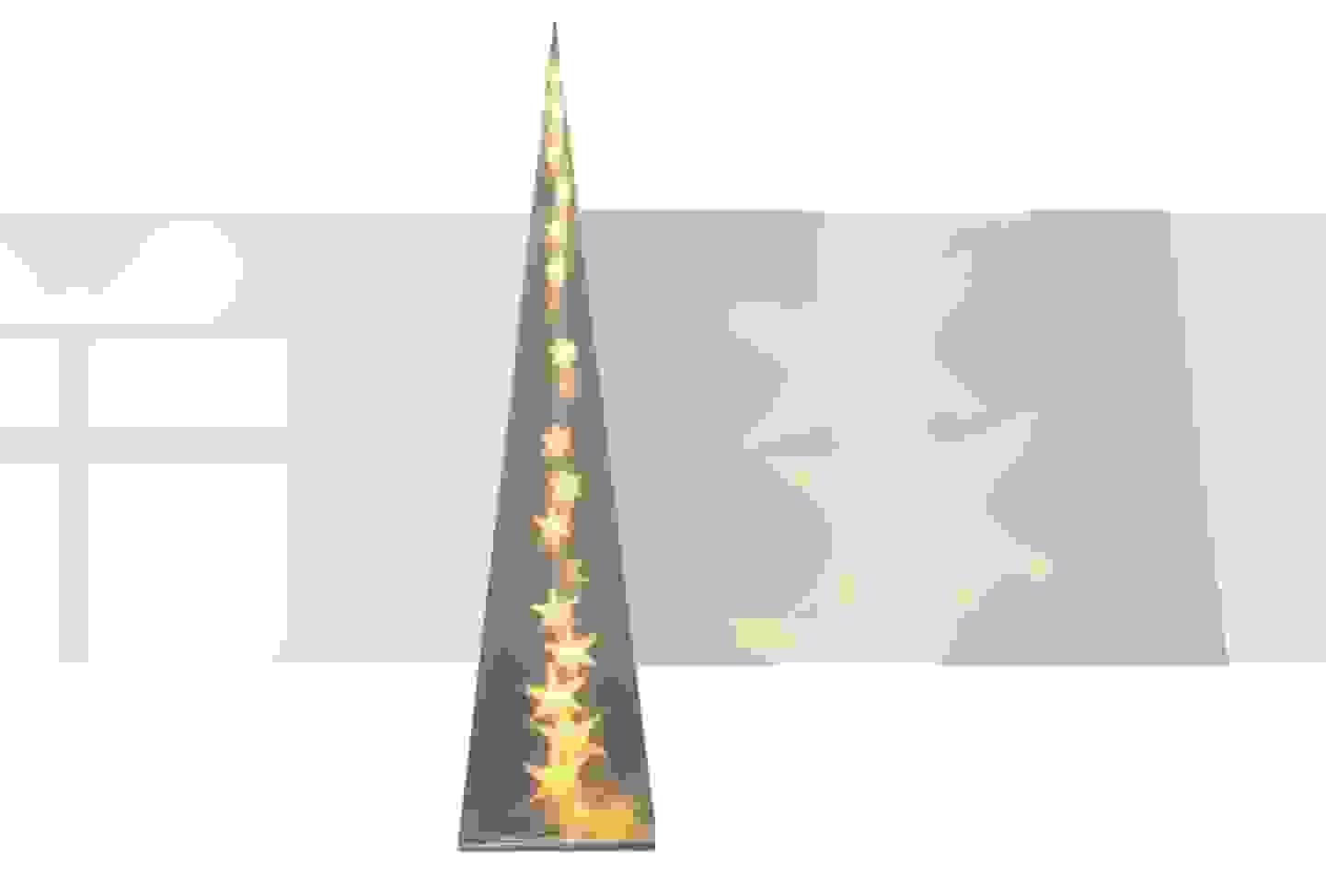Polarlite - Décoration LED pyramidale
