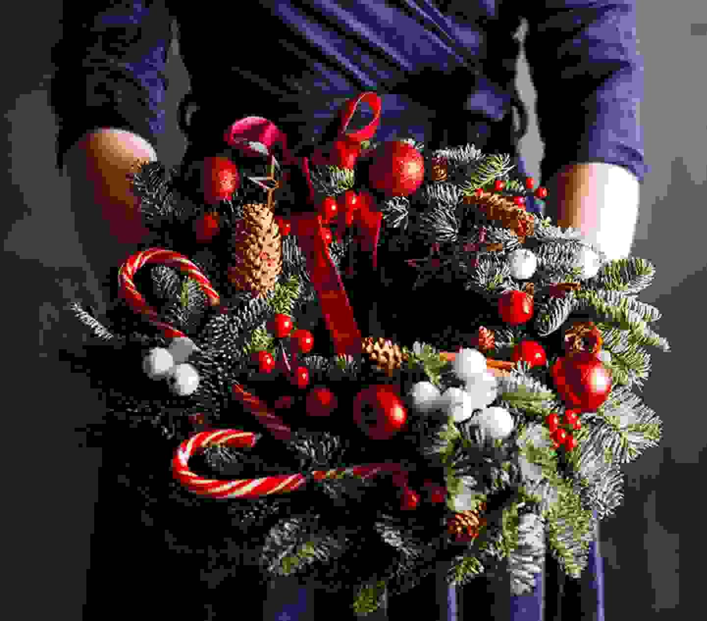 Voir les décorations de Noël »