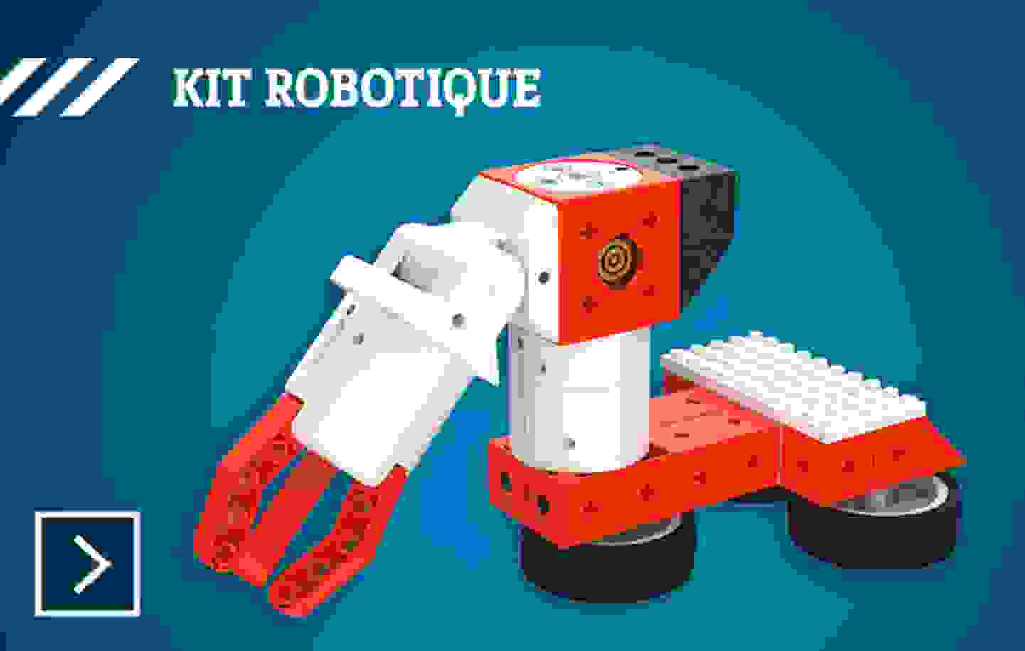 Tinkerbots - Kit robotique »