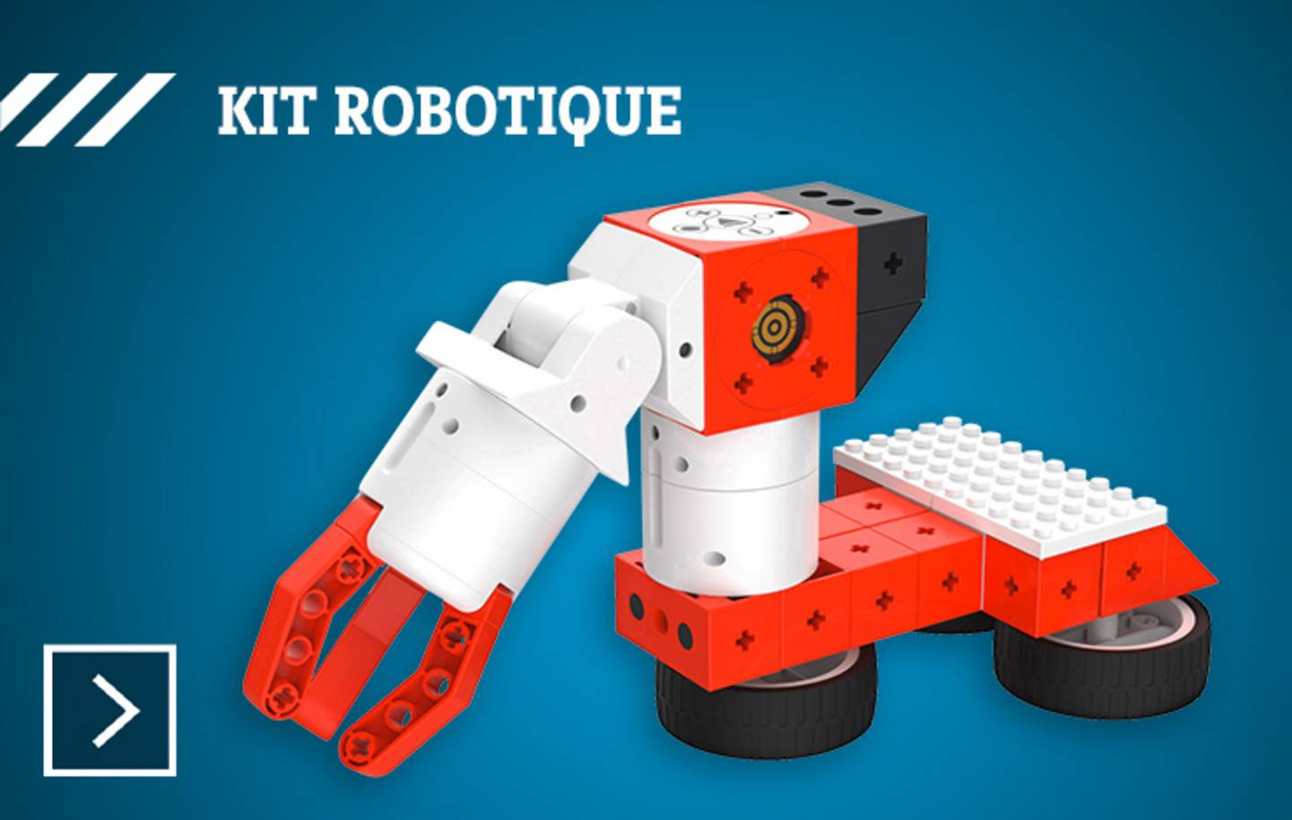 Tinkerbots - Kit robotique »