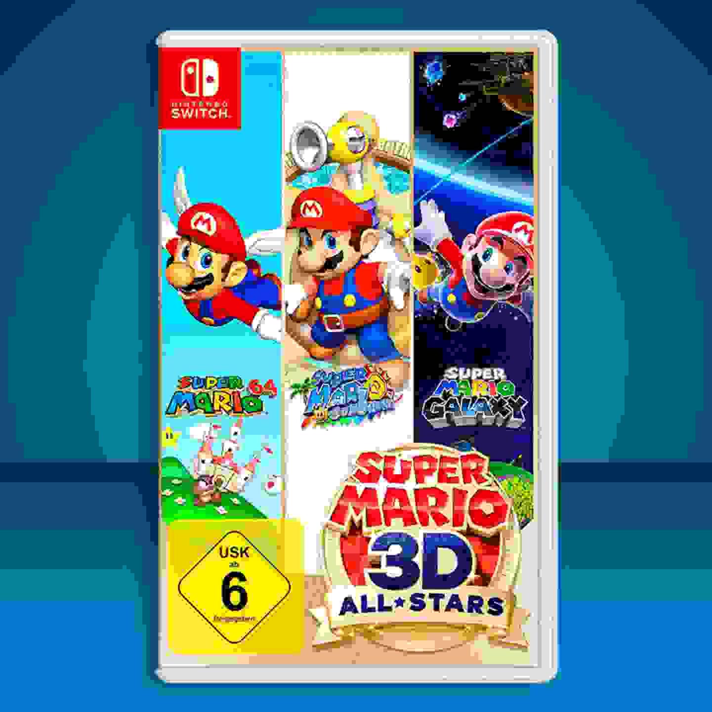 Nintendo Switch - Super Mario »