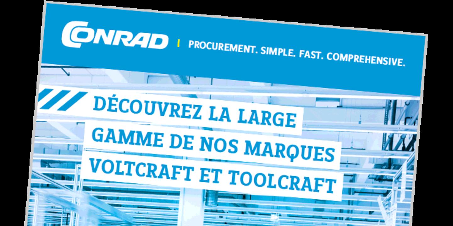 Voltcraft & Toolcraft - Découvrir »
