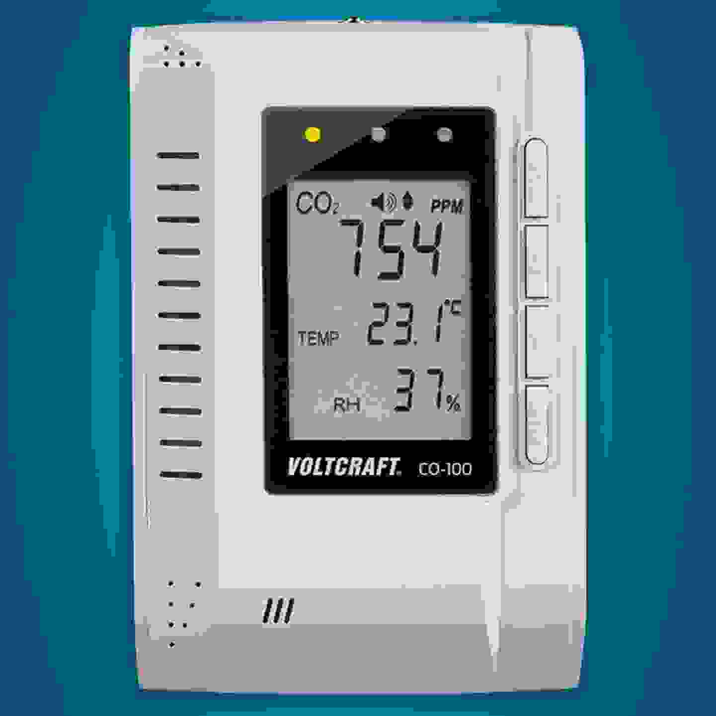 Voltcraft - CO-100 Kohlendioxid-Messgerät »