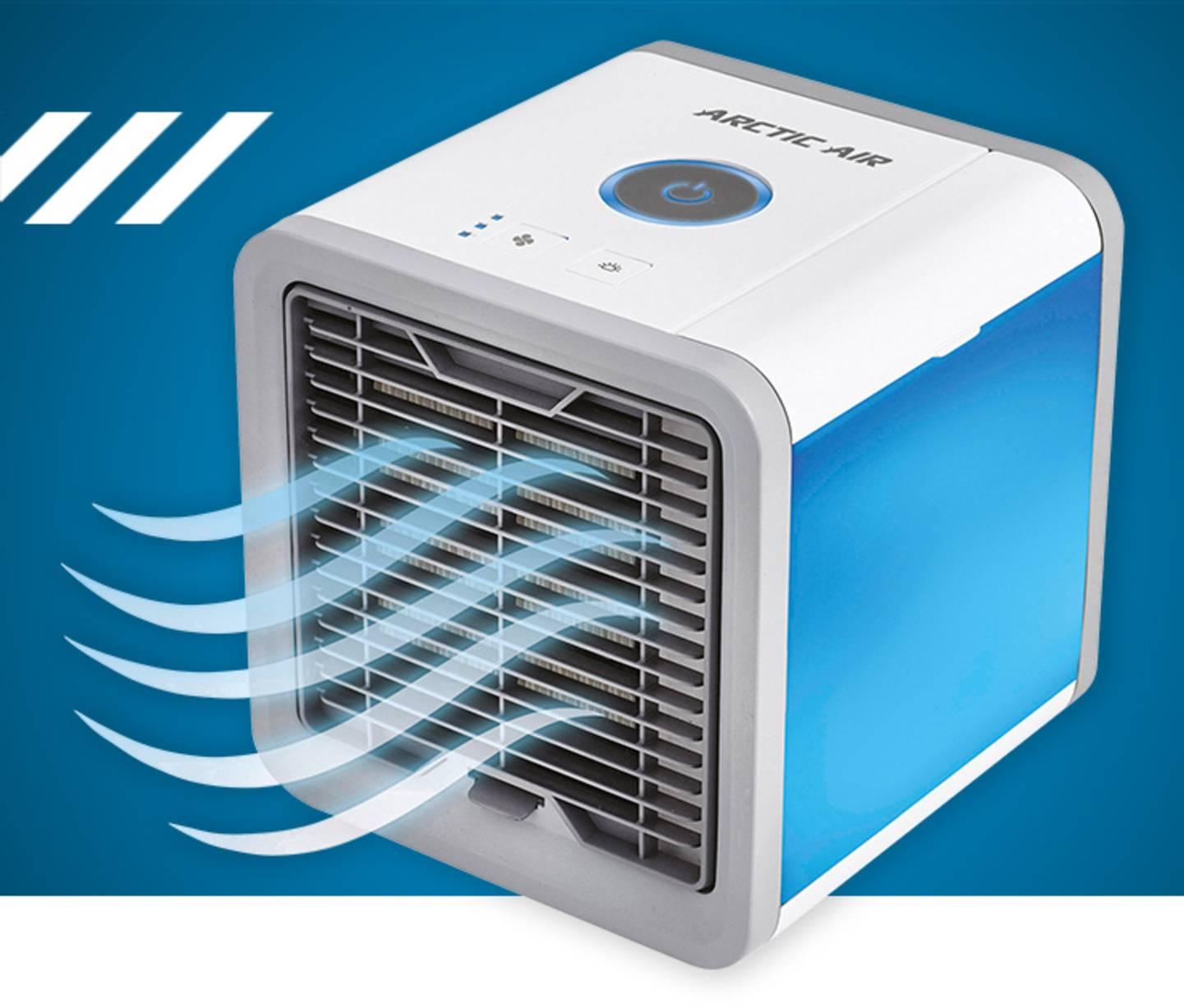 Voir le produit - Refroidisseur d'air »