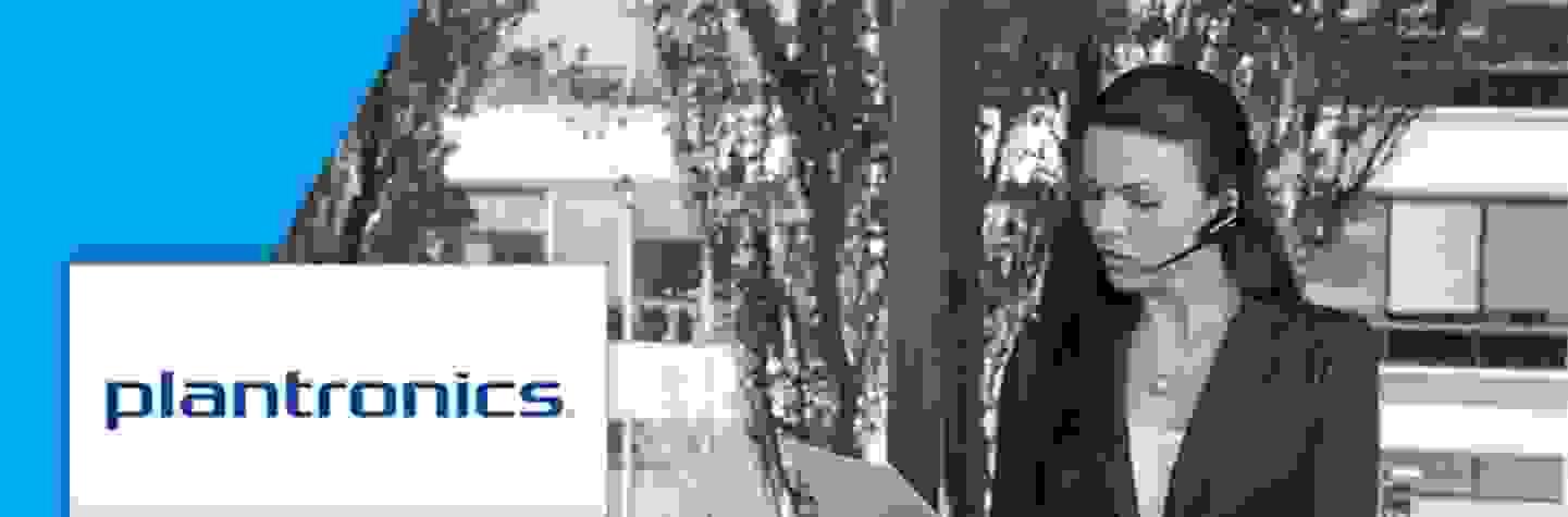 Plantronics - Solutions pour un environnement de communication optimal