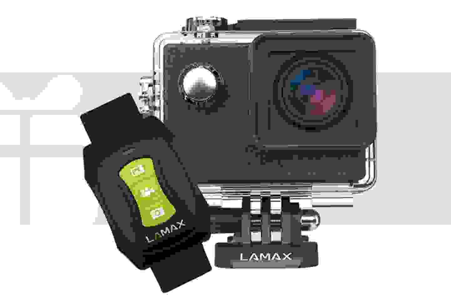 Lamax - Atlas - Caméra sport étanche