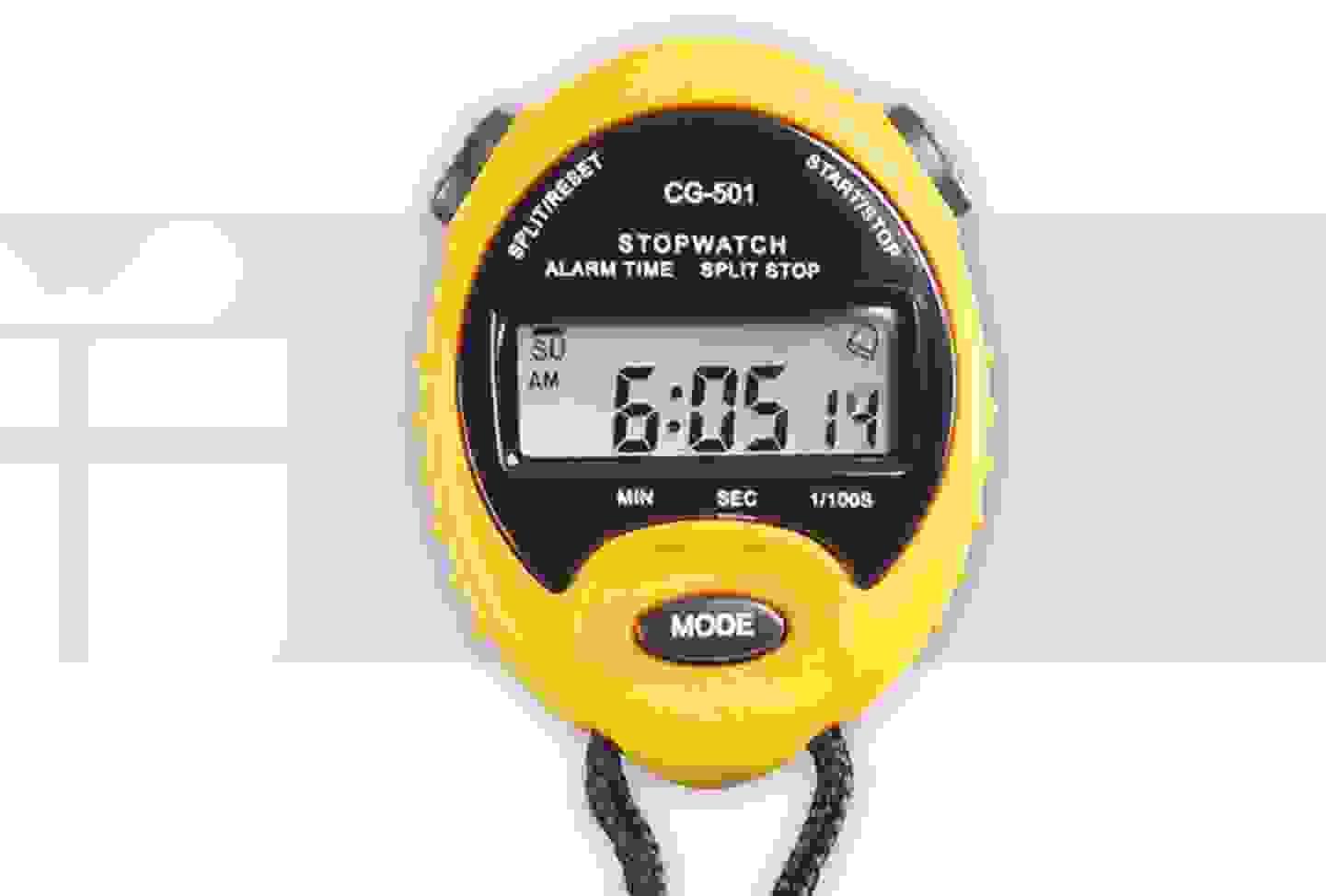 Basetech - Chronomètre »