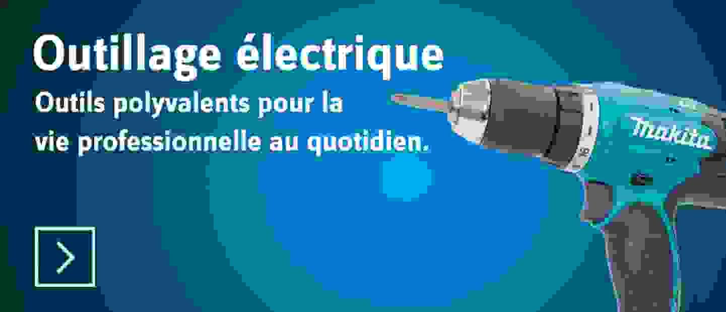 Outillage électrique »