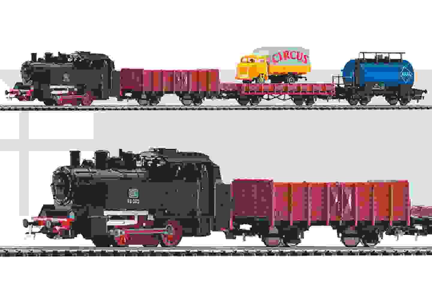 Piko - Set de départ train de marchandises H0 57113