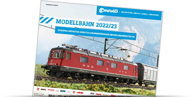 Modellbahn Katalog 2021/2022